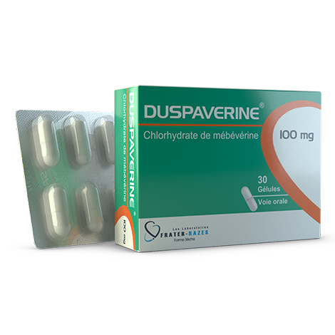 Duspaverine ® 100 mg