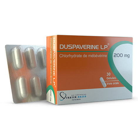 Duspaverine LP ® 200 mg